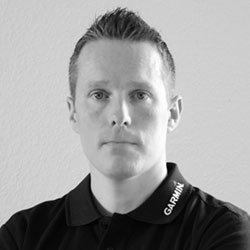 Jan Bredthauer, Garmin Employee